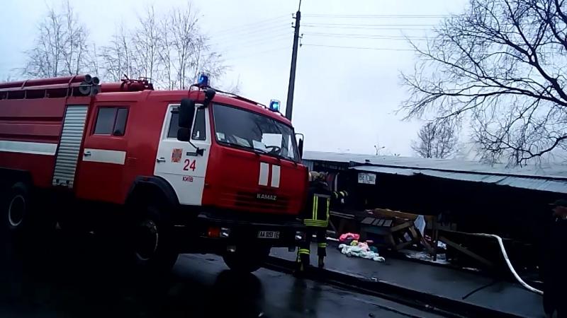 пожар на Лисавой 25.12.2016 (в центри пожара)