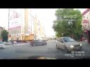 Авария. 08.06.17 Тюмень, ул. Фабричная - М.Горького | ДТП авария