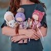 Интерьерные куклы ручной работы, мастер-классы.