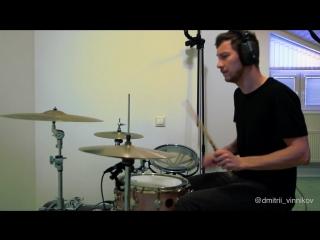 Jamiroquai - Cosmic girl/ Dmitrii Vinnikov / Drum Remix / Drum Cover