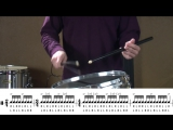 19. Paradiddle-Diddle - Урок