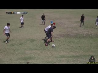 Как выглядела бы FIFA 17 в реальной жизни