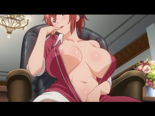 (BDRip) Maken-ki! Two - 01 серия Ancord