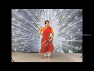 Learn Kuchipudi Dance __ Indian Kuchipudi Dance By Padmaja Reddy __ Digi Teacher