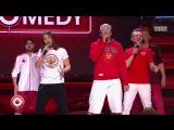 Группа USB - Музыкальный клип в поддержку сборной России по футболу