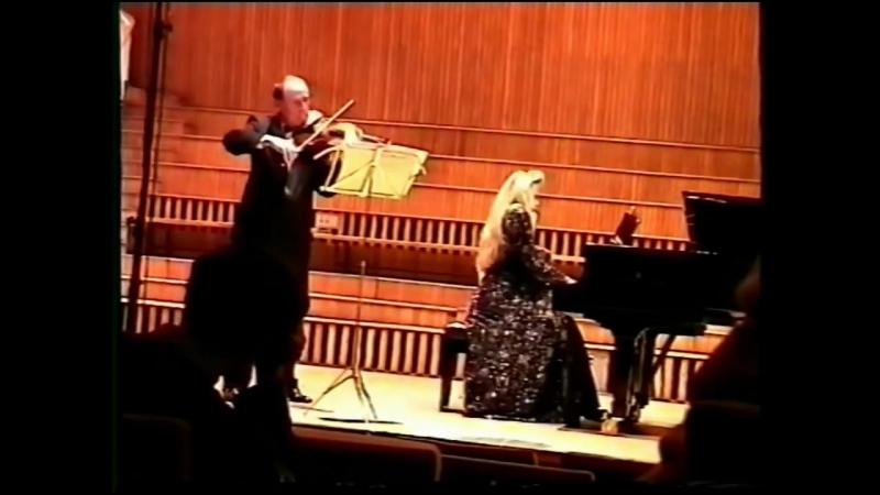 Klod Debussy La plus que lente valse Которович Басалаева Варшава 1998 смотреть онлайн без регистрации