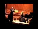 Klod Debussy La plus que lente valse Которович Басалаева Варшава 1998