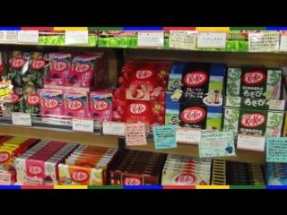 10 НЕВЕРОЯТНЫХ ВЕЩЕЙ, СУЩЕСТВУЮЩИХ ТОЛЬКО В ЯПОНИИ