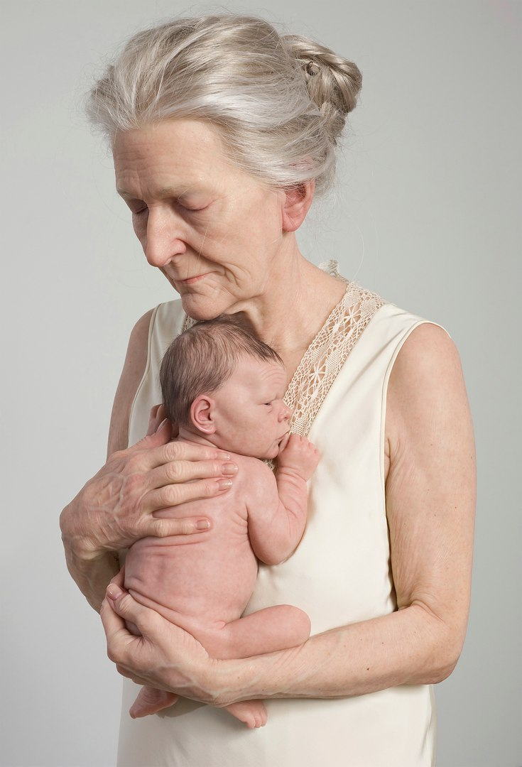 Sam Jinks, Woman and Child