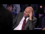 видео из-за чего укро-пропагандист Ковтун получил по роже в прямом эфире
