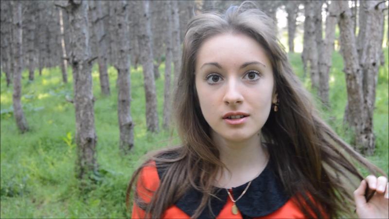 Эдуард Асадов Я в глазах твоих утону можно Дарья Малюкова