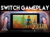 20 Minutes of Zelda Breath of the Wild Nintendo Switch Gameplay Walkthrough