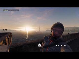Watch Dogs 2 - Экскурсия - ОСТРОВ АЛЬКАТРАС [Экскурсия по Сан-Франциско]
