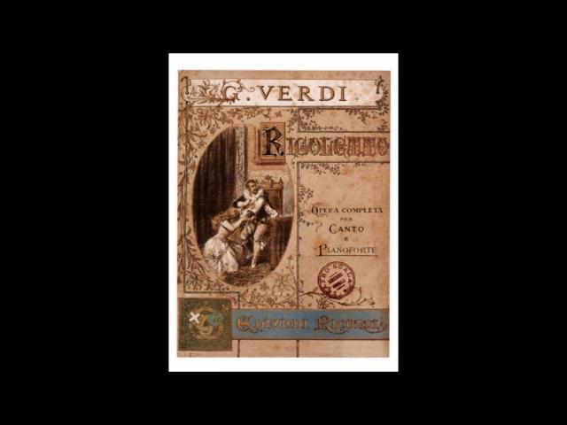 Verdi Rigoletto Aragall/Herlea Barcelona 1968