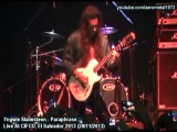Yngwie Malmsteen - Solo &amp Paraphrase &amp Prelude To April (Live El Salvador 2013)