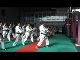 Hangetsu by Sadashige Kato, 9th dan shotokan.