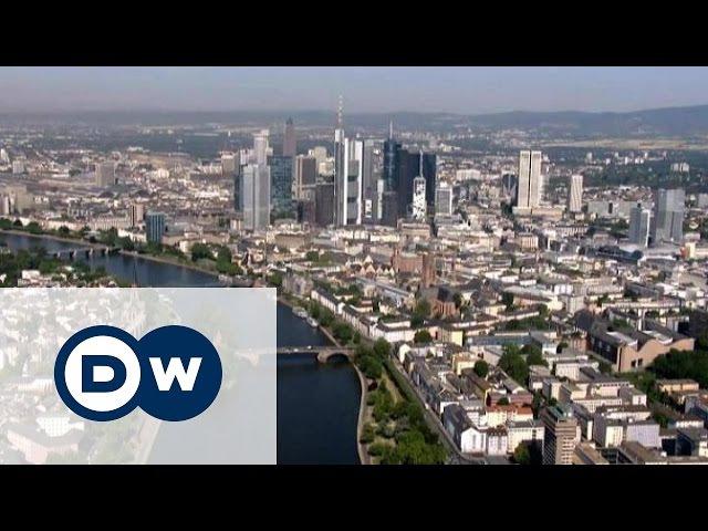 Франкфурт - місто не лише банкірів, а й митців