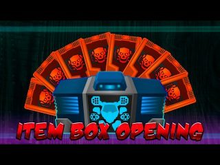 [SuperMechs] Open 50 Mix Item boxes + 30 Torso And Legs Boxes. 2 Mythical items!!!
