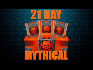 Mythical Item - 21 Day Login In SuperMechs