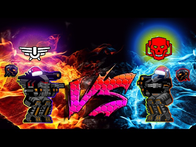 [SuperMechs]-Bird Of Hermes Vs HTK Hamza the Lion (Reign Vs HardToKill)