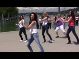 Nabila Bellydance Shaaby Flashmob 2016 in Austria