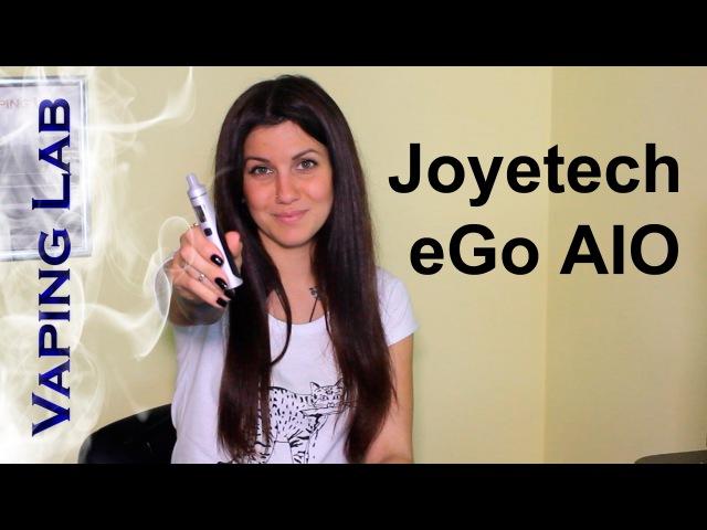 Обзор Joyetech eGo AIO - стартовый набор