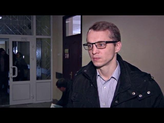 Зміцера Дашкевіча аштрафавалі за ўдзел у санкцыянаванай акцыі Дмитрий Дашкевич и ОМОН Белсат