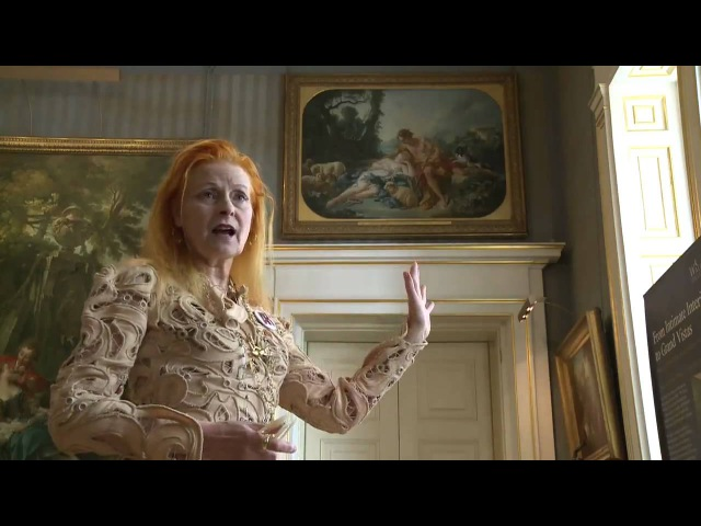 Vivienne Westwood on the Wallace Collection