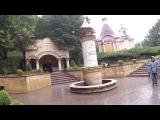 Мужской монастырь, родники чаша и корыта