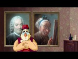 Сказки картинной галереи - Жан Батист Симеон Шарден (71 серия) (Уроки тетушки Совы)