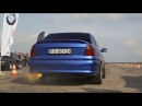 Opel Astra 3.2 V6 Turbo Extreme Anti Lag Sound Acceleration