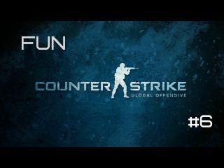 Бури, страсти, крики. Выпуск 6 | Counter-Strike: Global Offensive [16]