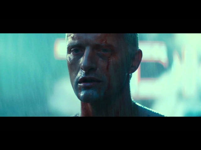Blade Runner 30th Anniversary Collector's Edition Tears in Rain