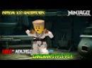 LEGO® Ninjago-Gangnam Style PSY-(Especial 100 Suscriptores)