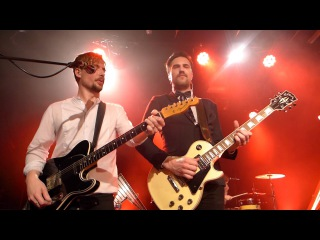 Royal Republic - Baby Tommy-Gun (with special guest Julie) 20.02.2017 @La Laiterie, Strasbourg