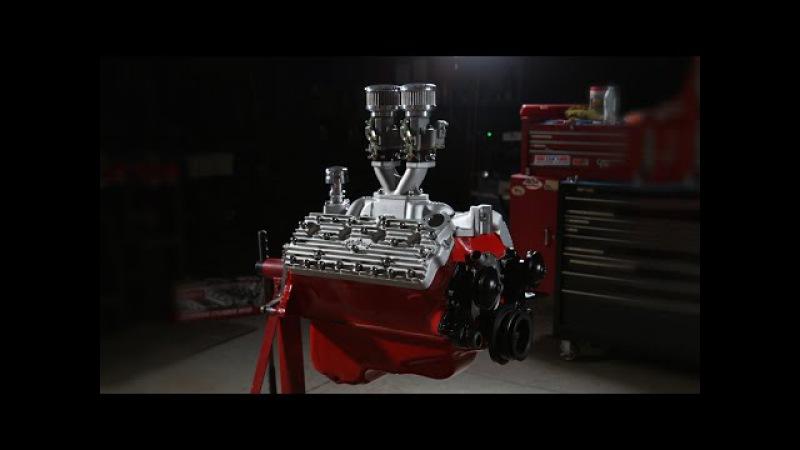Ford Flathead V8 Engine Rebuild Time-Lapse   Redline Rebuild 2