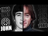 JOHN LENNON AGING (Face &amp Songs Year To Year 1960-1980)