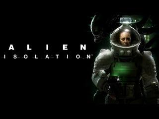 Стрим по Alien: Isolation (Невозможная сложность)