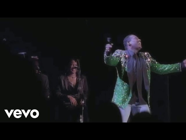 Luther Vandross - Give Me the Reason (Live at The Royal Albert Hall)