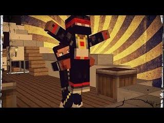 Мистик и Лагер прохождение карты в Minecraft #1 / ЛАГГЕР - БОГ ВЗРЫВА!! / майнкрафт видео
