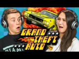 GRAND THEFT AUTO (Original PlayStation) (Teens React: Retro Gaming)