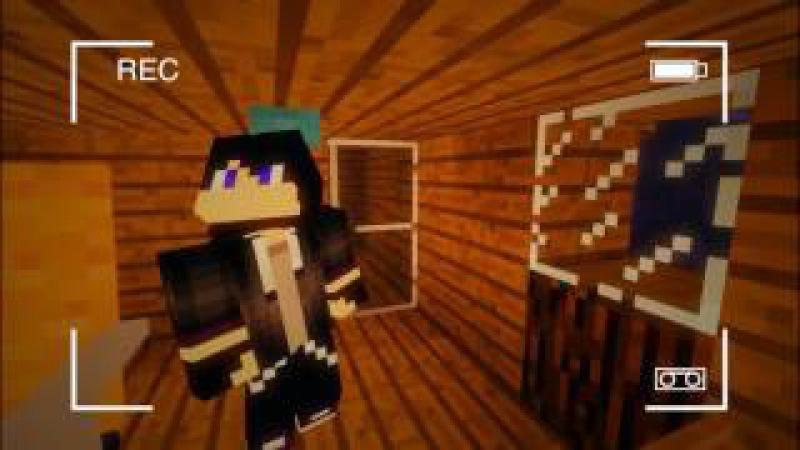 Майнкрафт Фильм Ужасов - Нечисть [Minecraft Machinima]