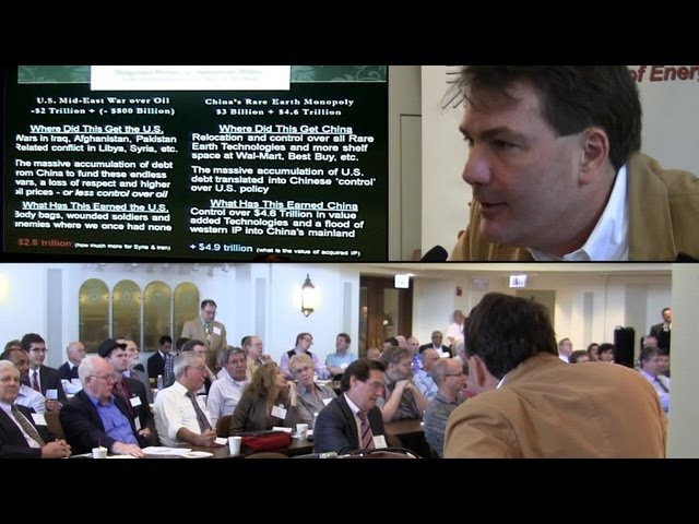 Jim Kennedy - Nature Loss of Wealth of Our Nation - REE, Thorium MSR @ TEAC5