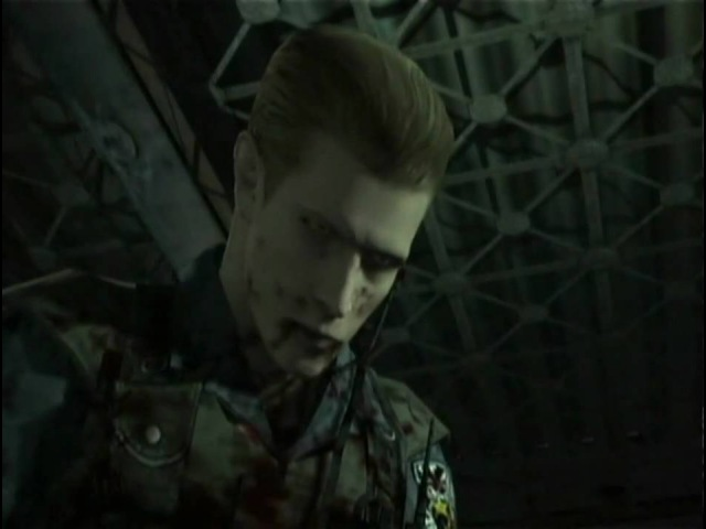 Resident Evil: The Umbrella Chronicles - Cutscenes - REBIRTH