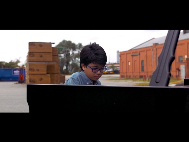 Joey Alexander - Maiden Voyage (Solo at Steinway Factory)