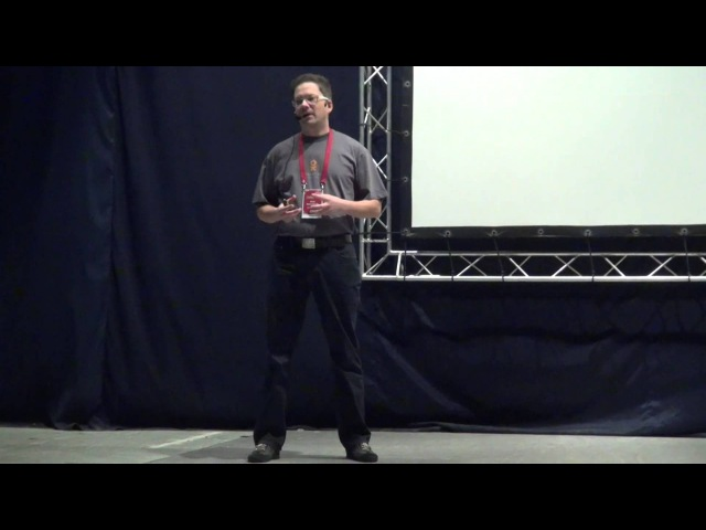 Олег Анастасьев — За гранью возможного (Keynote)