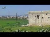 Бои в Сирии на западном фронте Хальфая в северной Хама