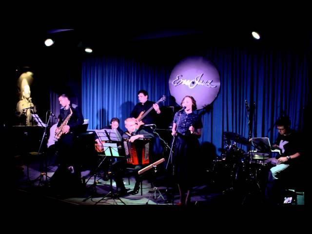 James Band и Жанна Бирючинская Jazz Lady