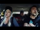Девушка классно поет в машине а парень играет на гитаре