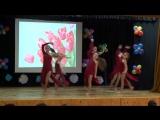 35 школа поздравление с 8 марта